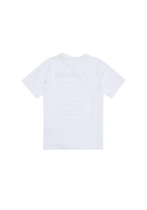T-shirt with print MM6 KIDS MAISON MARGIELA | M60035 MM010M6100