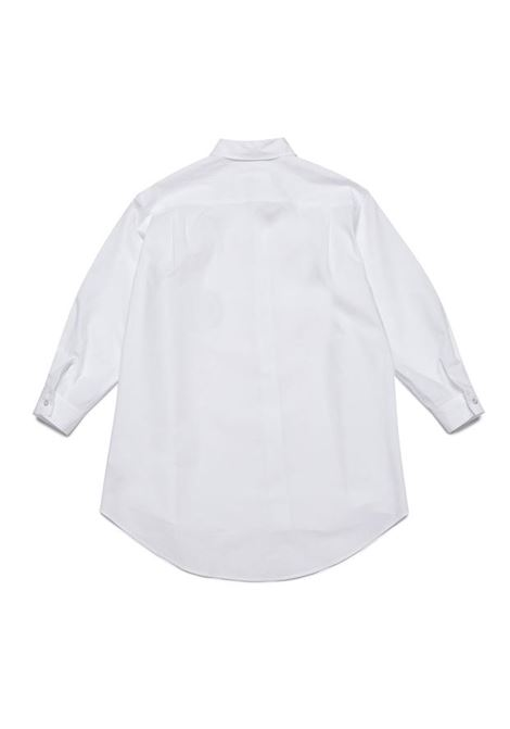 Camicia con stampa MM6 KIDS MAISON MARGIELA | M60049 MM014M6100