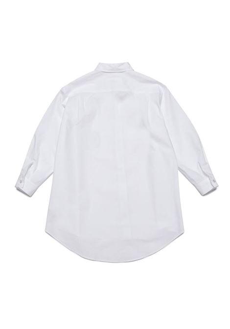 Camicia con stampa MM6 KIDS MAISON MARGIELA | M60049 MM014TM6100