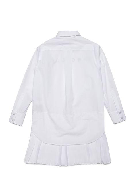 Abito modello camicia MM6 KIDS MAISON MARGIELA | M60050 MM014TM6100