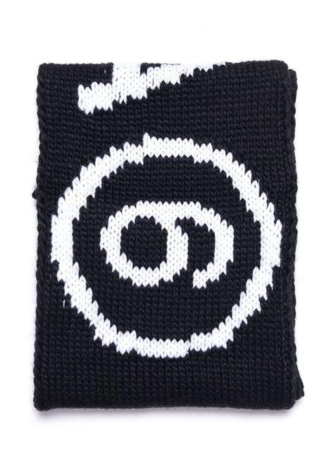 Two-tone scarf MM6 KIDS MAISON MARGIELA | M60069 MM028M6900
