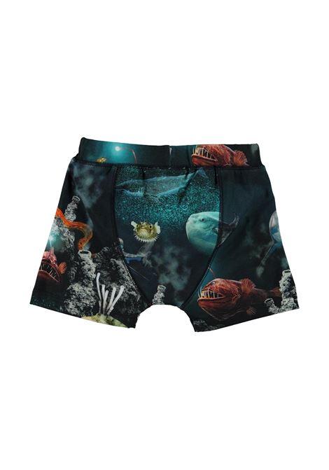 patterned underwear boxer MOLO KIDS | 1W21Q2016342