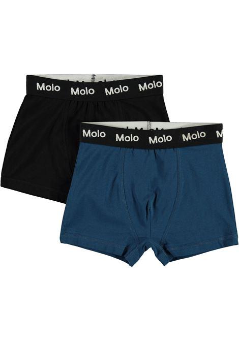Set of two baby underwear boxers MOLO KIDS | 1W21Q202T8416