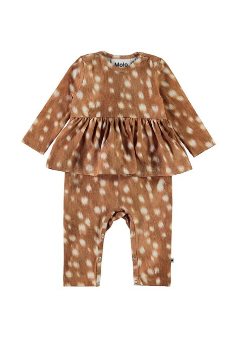 Patterned onesie MOLO KIDS | 4W21B5016374