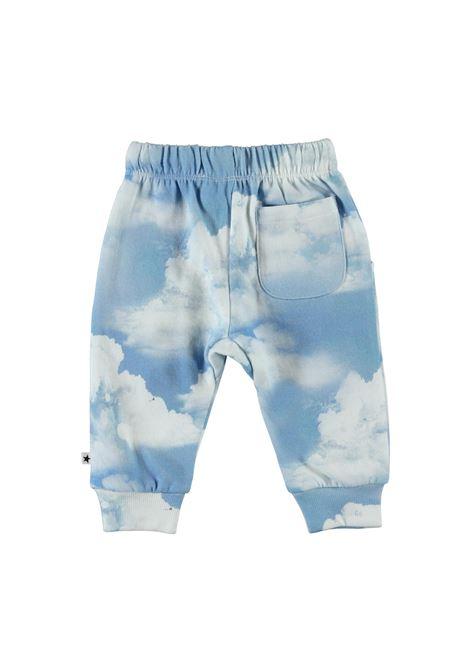 Sweatpants with sky print MOLO KIDS | 6W21I2016360