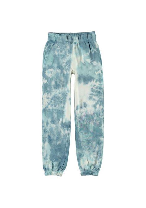 Tie dye patterned track pants MOLO KIDS | 6W21I2084705