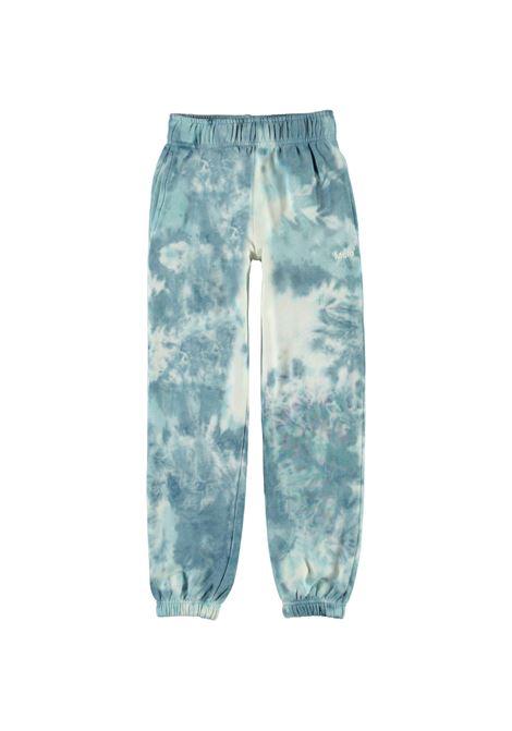 Tie dye patterned track pants MOLO KIDS | 6W21I208T4705