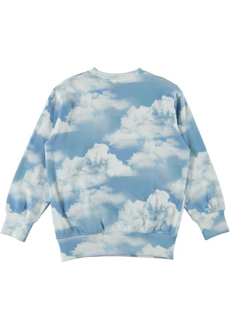 Sky fantasy sweatshirt MOLO KIDS | 6W21J2016360
