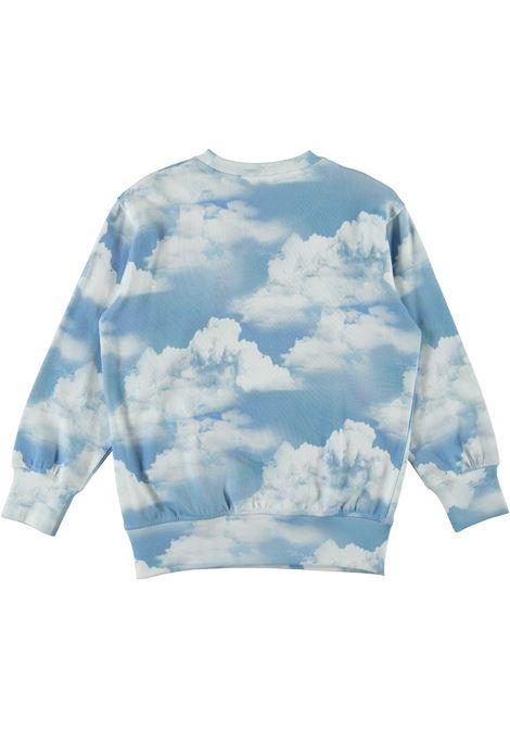 Sky fantasy sweatshirt MOLO KIDS | 6W21J201T6360