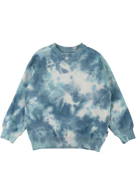 Tie dye patterned sweatshirt MOLO KIDS | 6W21J202T4705