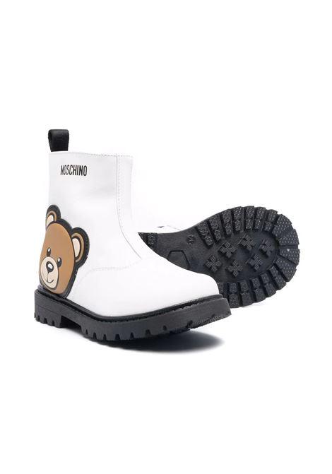 Teddy bear boots MOSCHINO KIDS | 687941