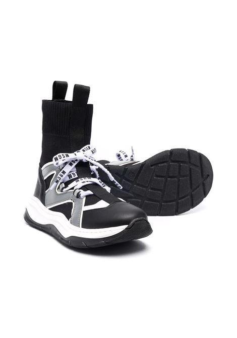 Sneakers a calzino MSGM KIDS | 691581