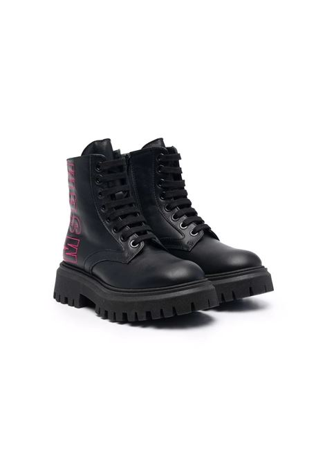 Boots with logo MSGM KIDS | 691651
