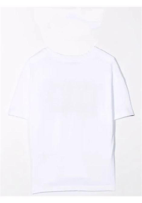 T-shirt con stampa MSGM KIDS | MS027669001