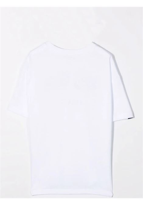 T-shirt con stampa MSGM KIDS | MS027671001