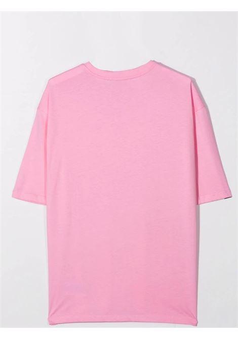 T-shirt con stampa MSGM KIDS | MS027671042