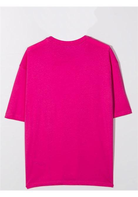T-shirt con stampa MSGM KIDS | MS027671T044