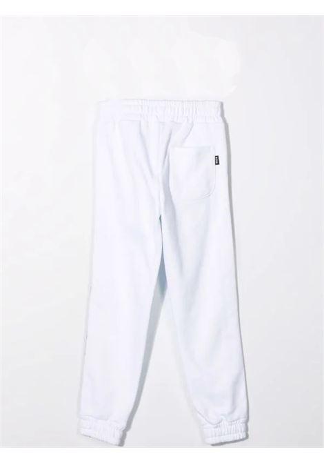 Pantaloni sportivi con stampa MSGM KIDS | MS027682001