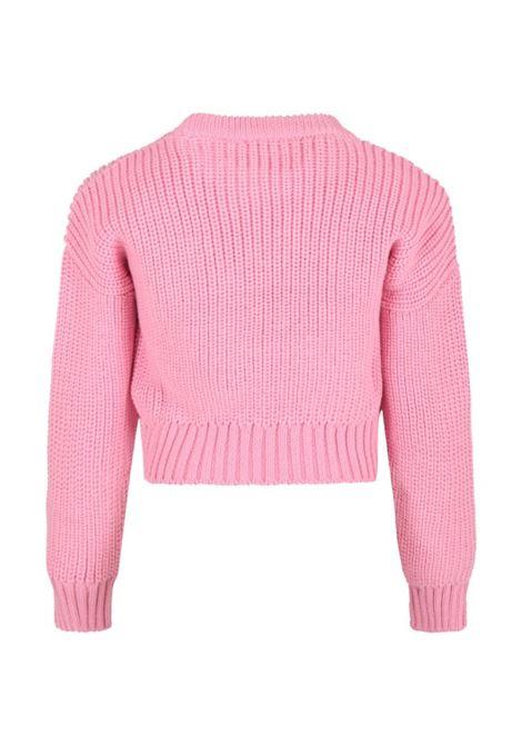 Floral sweater MSGM KIDS | MS027745042