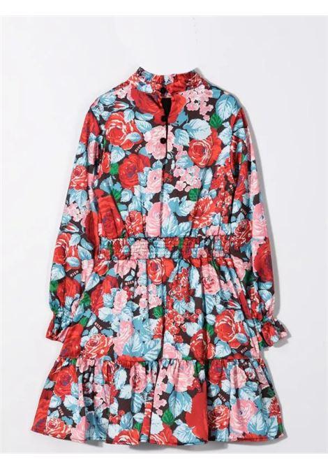 Floral dress MSGM KIDS | MS027757200