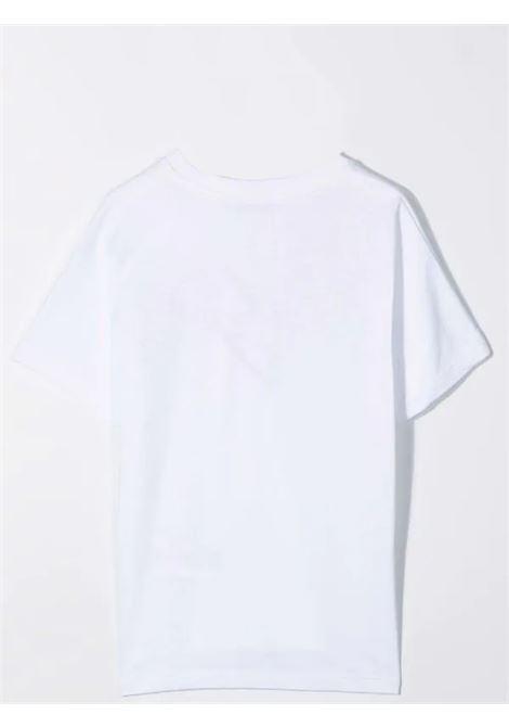 T-shirt with print MSGM KIDS | MS027768001