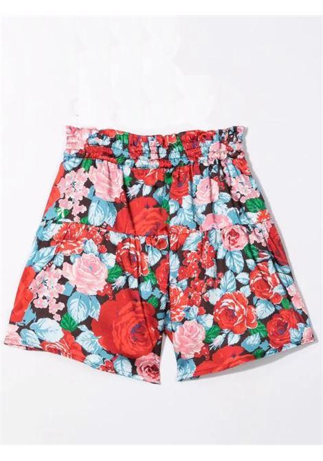 Floral shorts MSGM KIDS | MS027781200
