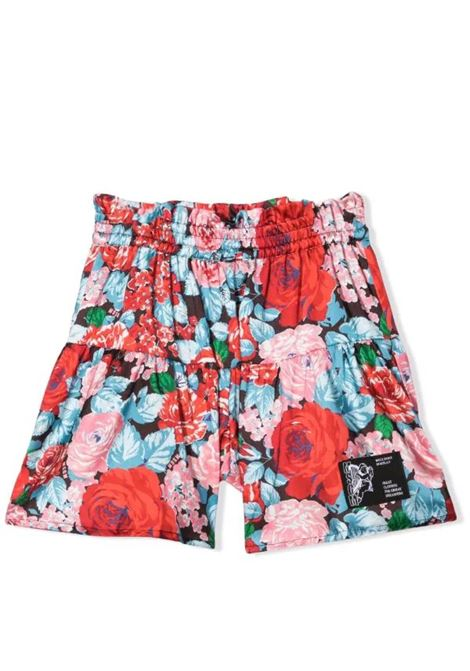 Floral shorts MSGM KIDS | MS027781T200