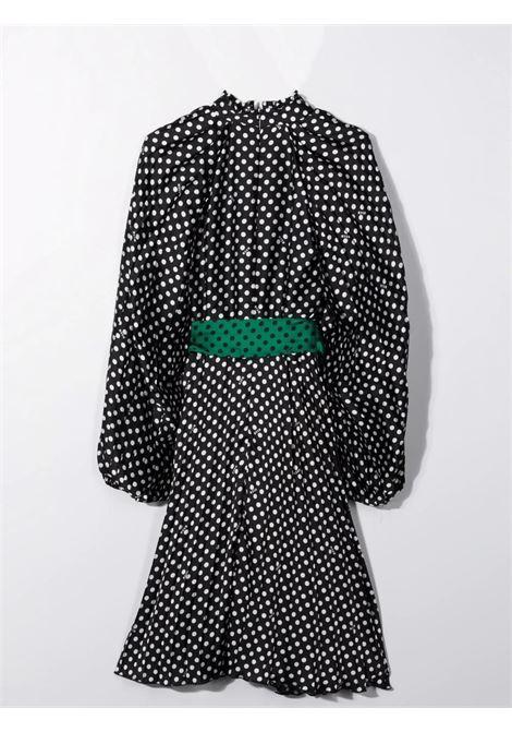 Polka dot dress MSGM KIDS | MS027803110