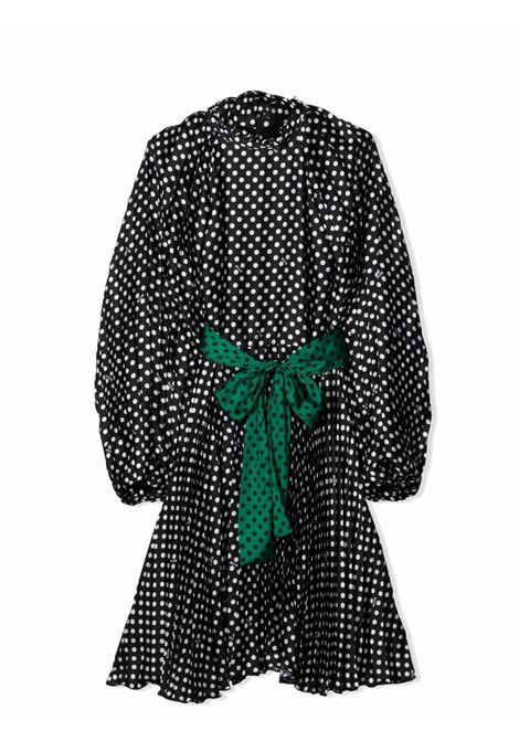 Polka dot dress MSGM KIDS | MS027803T110