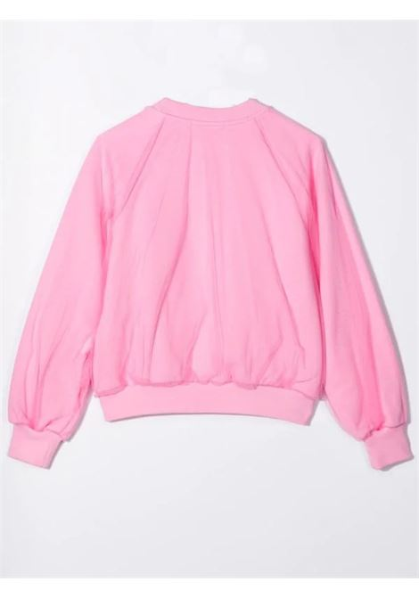 Sweatshirt with tulle layer MSGM KIDS | MS027810T042