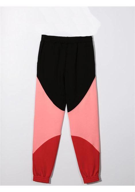 Pantaloni sportivi con stampa MSGM KIDS | MS027839077/03