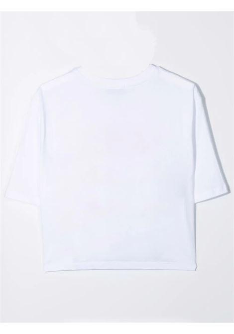 T-shirt con stampa MSGM KIDS | MS027840001