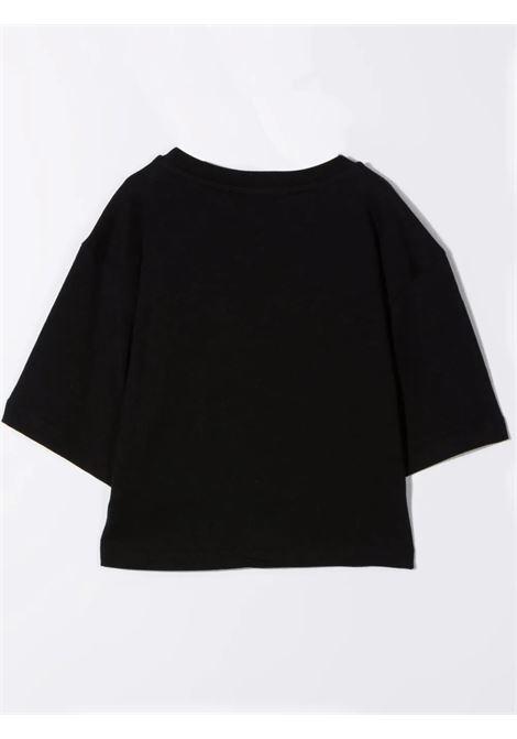 T-shirt con stampa MSGM KIDS | MS027840110