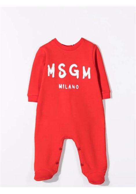 Jumpsuit with print MSGM KIDS | MS027874040