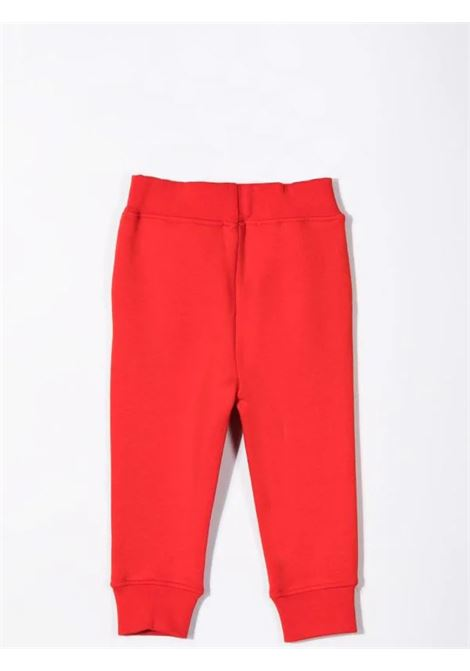 Sports trousers with print MSGM KIDS | MS028714040