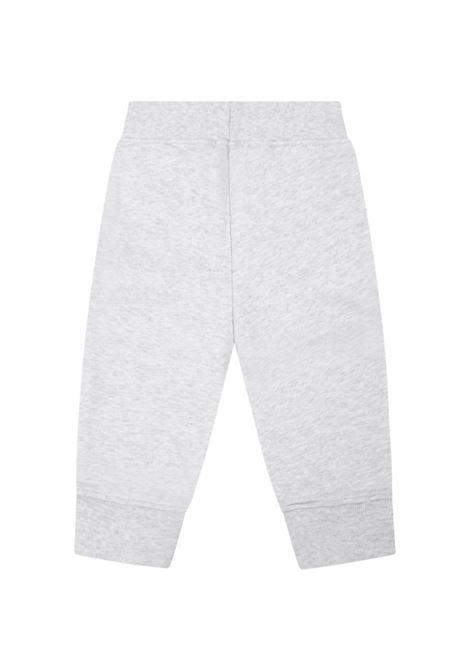 Pantaloni sportivi con stampa MSGM KIDS | MS028714107