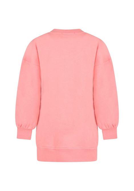 Sweatshirt dress with print MSGM KIDS | MS028715077/02