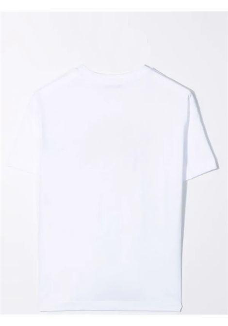 T-shirt con stampa MSGM KIDS | MS028717001
