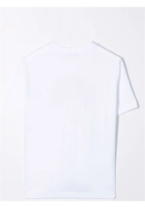 T-shirt con stampa MSGM KIDS | MS028717T001