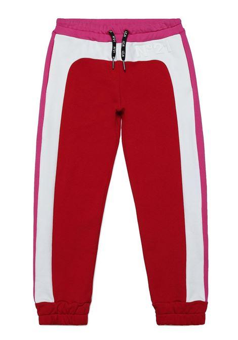 Sport trousers N°21 KIDS | N21145 N0179T0N404