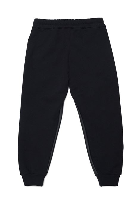 Pantaloni sportivi con pannello a contrasto N°21 KIDS | N21146 N01620N900