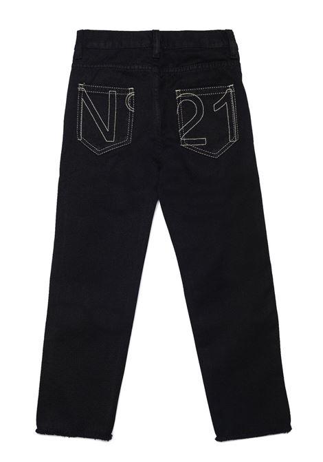 Pantaloni sportivi con ricamo N°21 KIDS | N21147 N01670N900