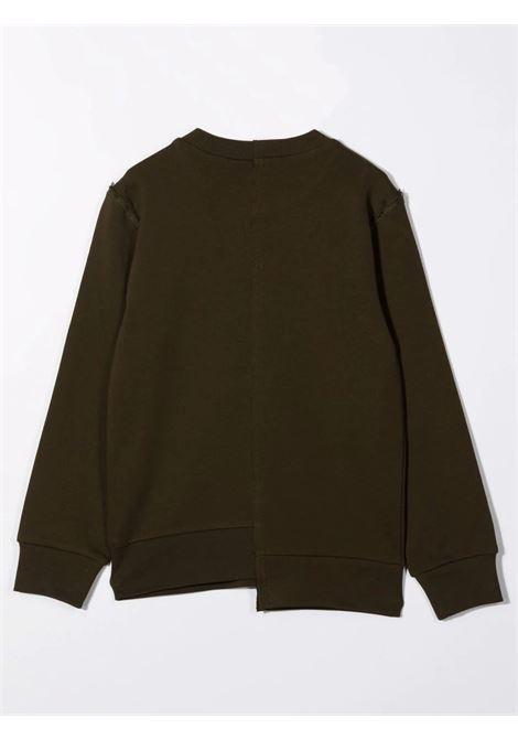 Sweatshirt with application N°21 KIDS | N21180 N0005T0N502