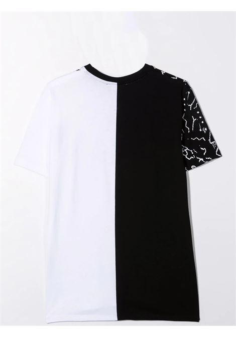 T-shirt with print NEIL BARRETT KIDS | 028930110/09