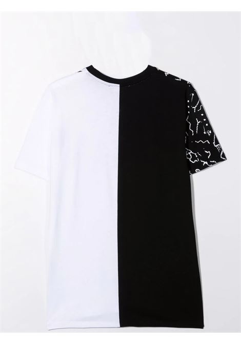 T-shirt with print NEIL BARRETT KIDS | 028930T110/09