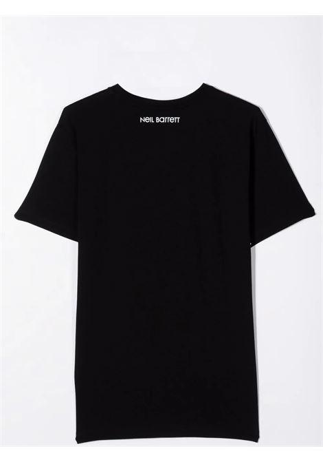 Round neck T-shirt NEIL BARRETT KIDS | 028933T110