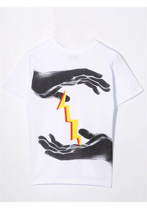 T-shirt with print NEIL BARRETT KIDS | 028936001