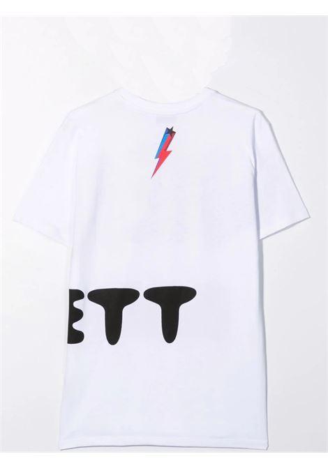 T-shirt with print NEIL BARRETT KIDS | 028937001