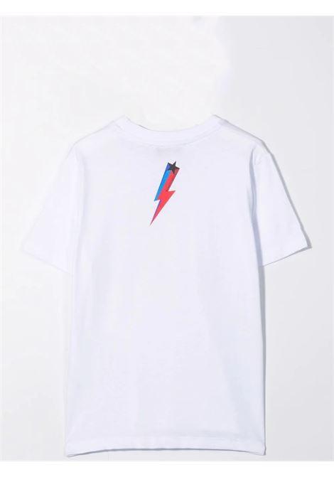 T-shirt with print NEIL BARRETT KIDS | 028938T001