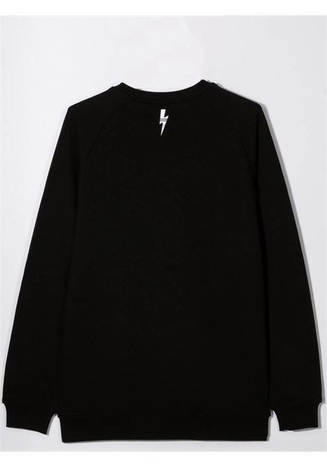 Sweatshirt with print NEIL BARRETT KIDS | 028952110